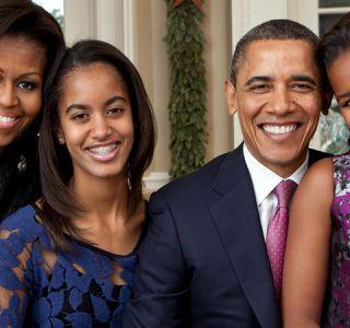 Семејството Обама  редовно користи Спирулина  во својата исхрана